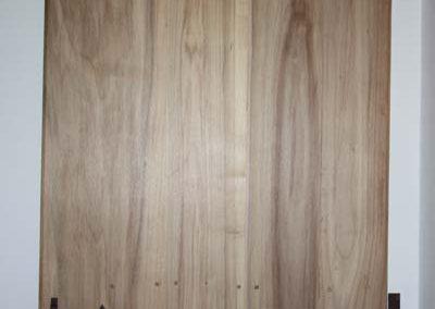 Handmade bespoke wooden doors